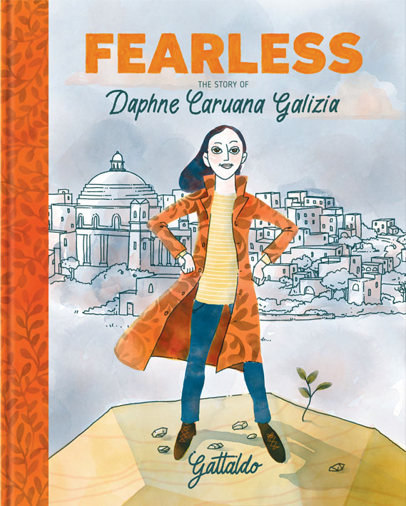 Fearless, The Story of Daphne Caruana Galizia