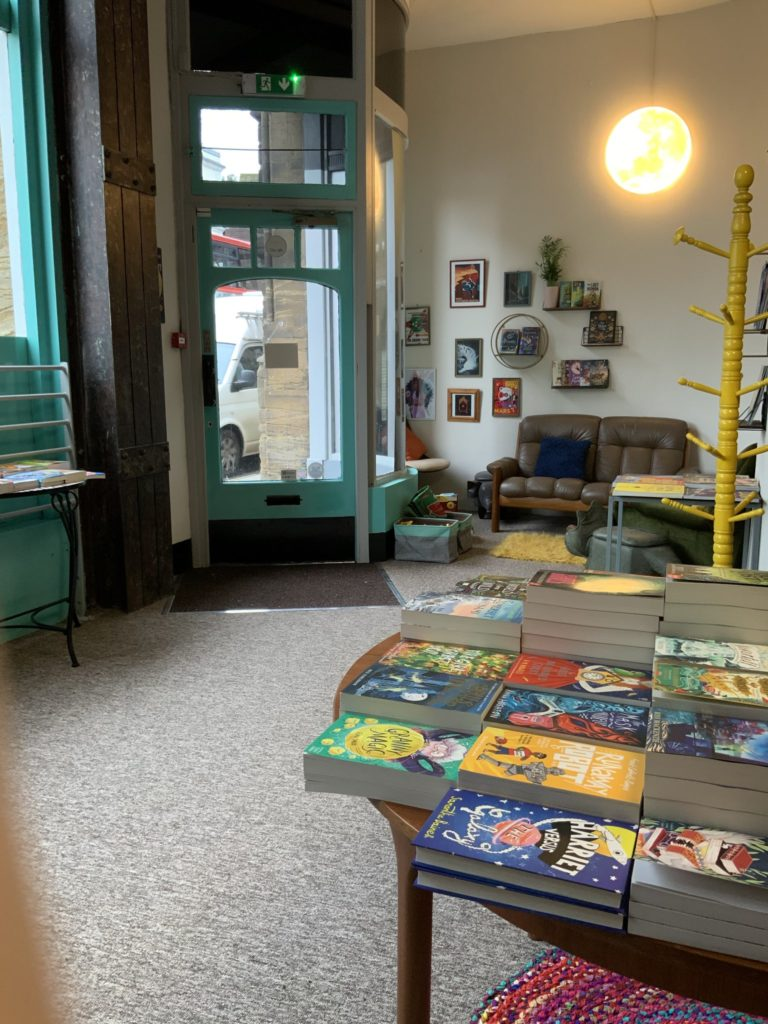The Rocketship Bookshop